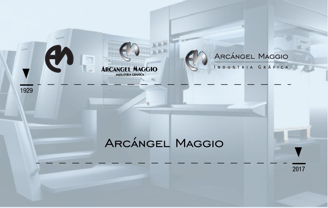 Heidelberg XL, Arcángel Maggio